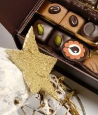 La magie de Noël et du chocolat